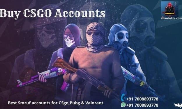 Smurfelite Buy CSGO Accounts for Prime Ranked at Very Cheap Price