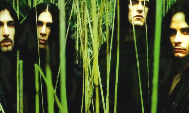 Type of Negative: The Drab Four