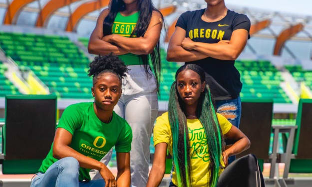 Track & Field 2k21: The Relay Squads