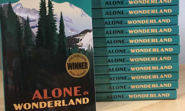Alone in Wonderland excerpt