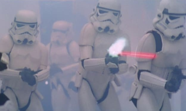 What 'Star Wars' Character Has The Most Kills
