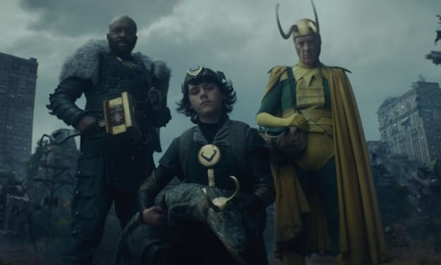 Loki: Easter Eggs And Important Moments In Episode 5, 'Journey Into Mystery'