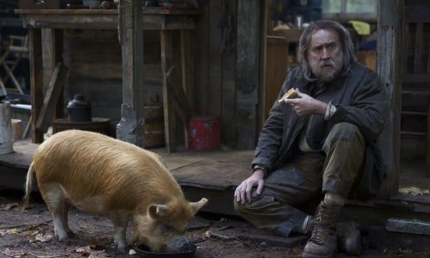 Movie Review: 'Pig' Starring Nicolas Cage