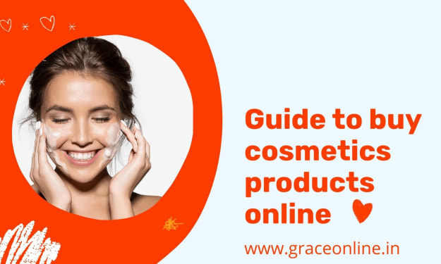 Guide to buy cosmetics products online