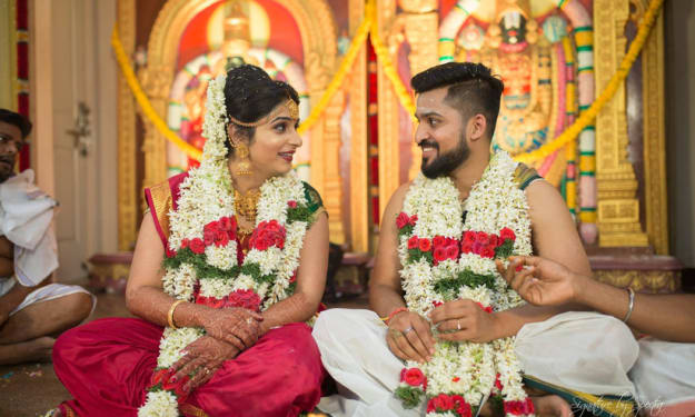 Tamil marriage: The Sacred Ceremonies & More