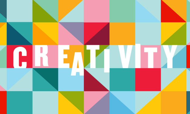 Creativity is an asset!