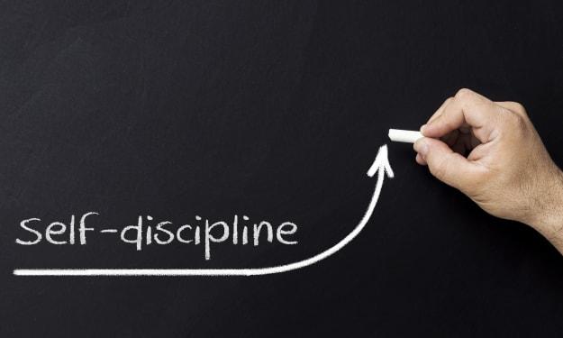 Role of self-discipline in success