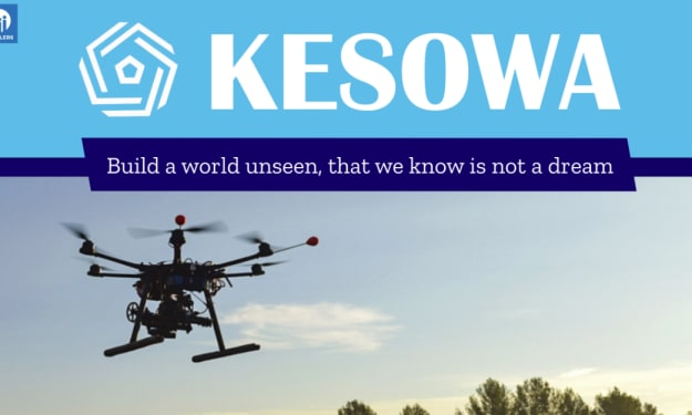Kesowa – Simplifying Drones
