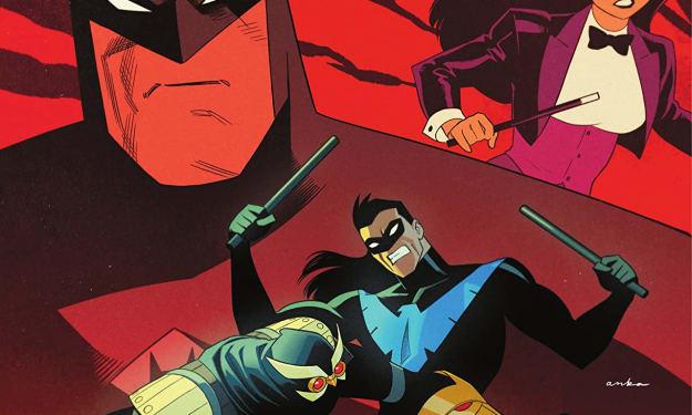 Batman the Adventures Continue Season Two #2