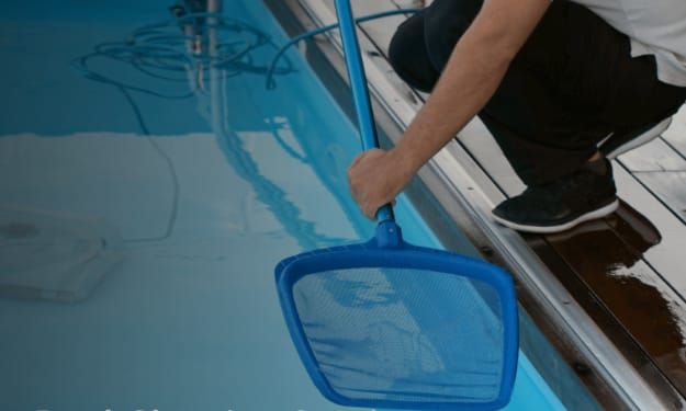 How to Set Up Online Pool Cleaning Business in 2021
