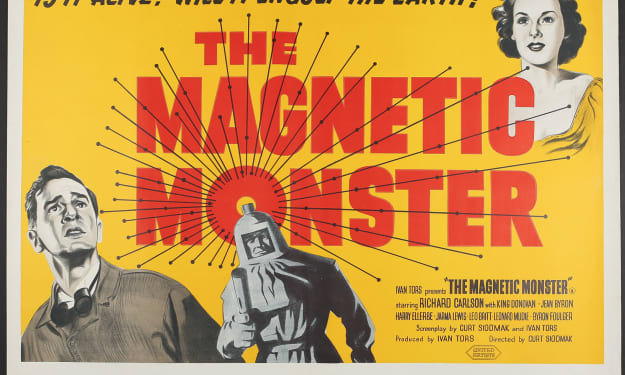 """A Filmmaker's Review: """"The Magnetic Monster"""" (1953)"""