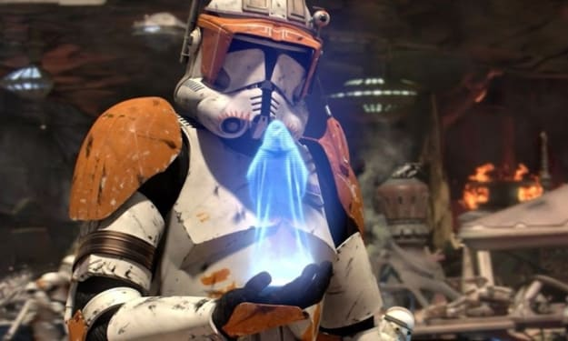 How The Empire Celebrated The Order 66 Massacre With COOKIES