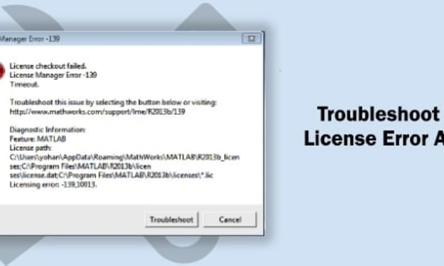 How can I fix a license error after cloning in QuickBooks?