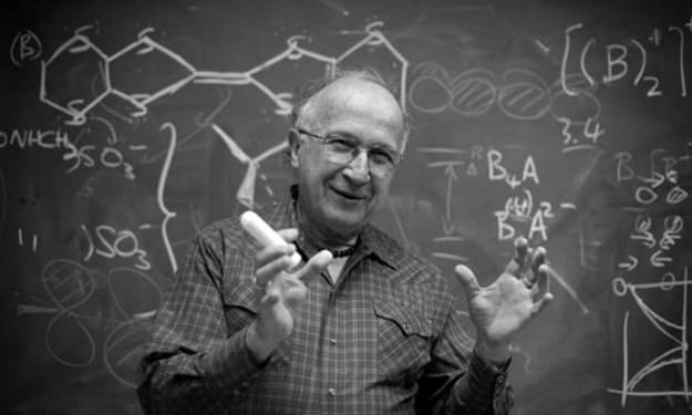 Holocaust Survivor, Nobel Prize-Winning Scientist ... and Playwright