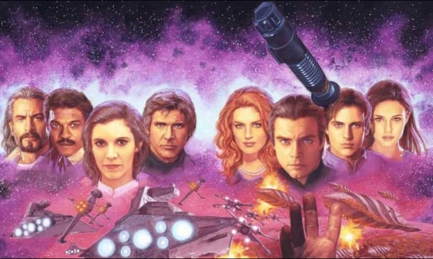 5 Ways Star Wars Legends Influenced The Current Canon