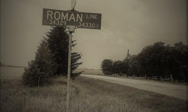 The Roman Line
