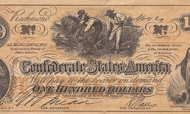 The Confederate Counterfeiter
