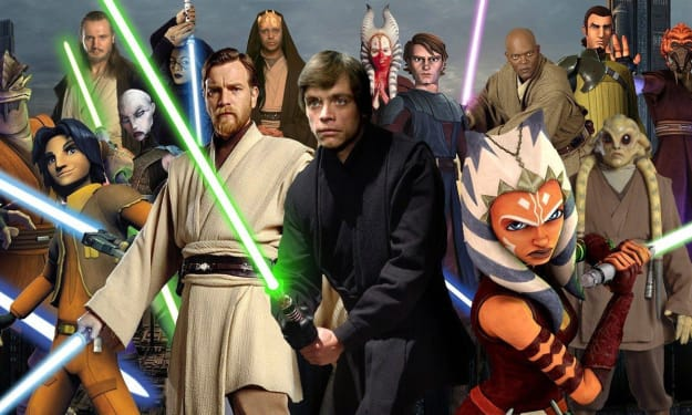 Should Jedi Be Held Accountable By Something Other Than The Force?