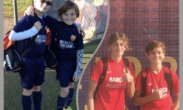 The Barca Boys