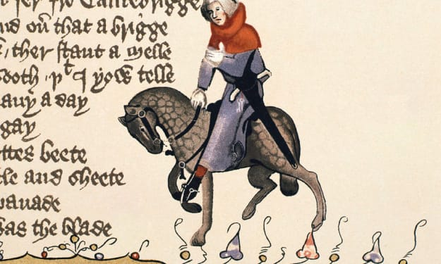 The Reeve's Tale, by Geoffrey Chaucer