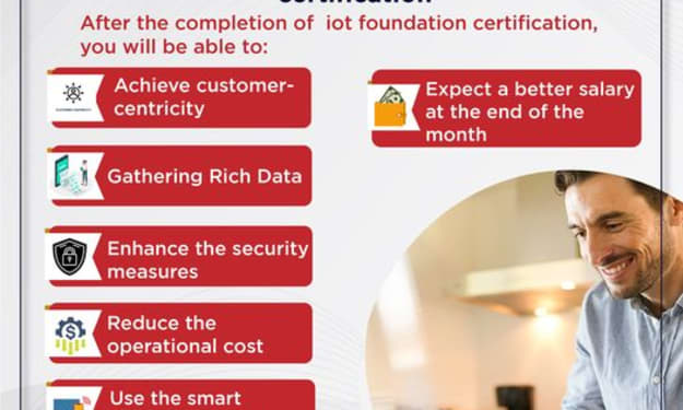 How can I learn IOT? Which IOT certification online will be helpful?