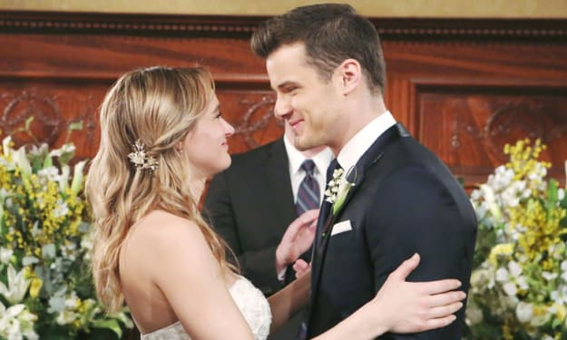 The Young and the Restless spoilers tease a Skyle wedding is coming