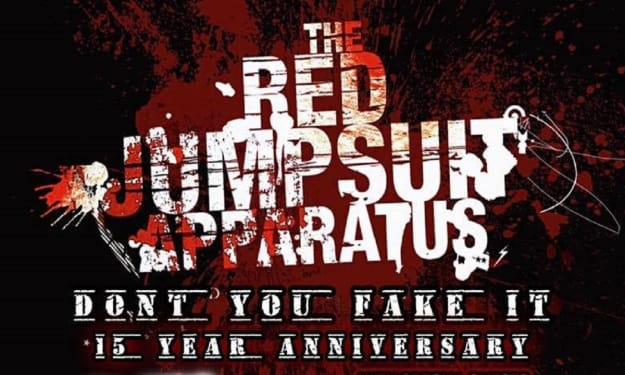 """The Red Jumpsuit Apparatus Celebrate 15th Anniversary of """"Don't You Fake It"""" With Twitch Track-By-Track / Q & A on Friday, 7/16"""