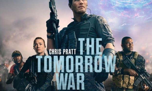 Movie Review: 'The Tomorrow War'