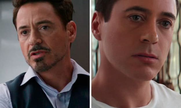 07 Actors Who Were De-Aged Using Digital Technology To Look Younger On Screen