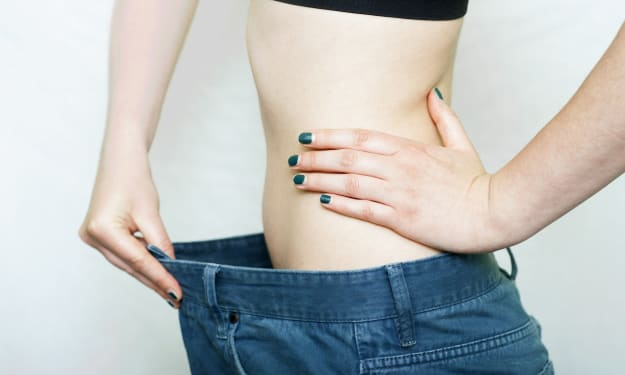 The Surprising Secret to Weight Loss
