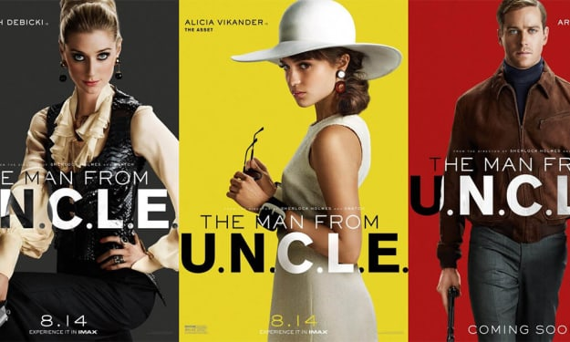"""Is """"The Man from U.N.C.L.E."""" the Best Comedy of All Time?: A Discussion"""