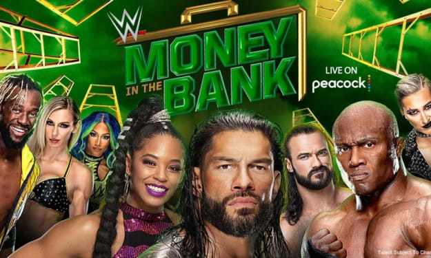 It's All About Money In The Bank