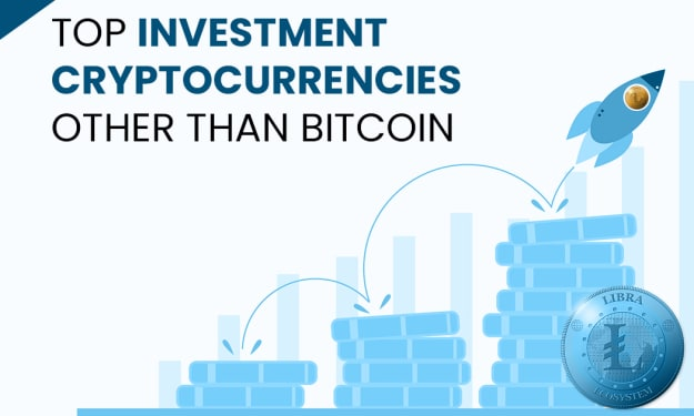 Top Investment Cryptocurrencies Other Than Bitcoin