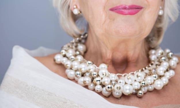 Seven Jewelry Accessories that Make Older Women Look Fabulous