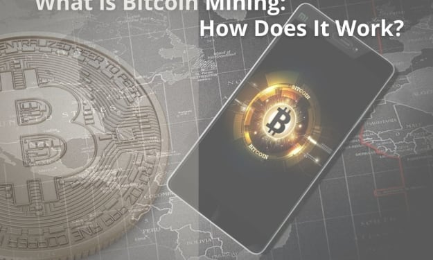 What is Bitcoin Mining: How Does It Work?