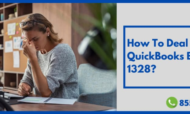 How To Deal With QuickBooks Error 1328? [2021-Tutorial]