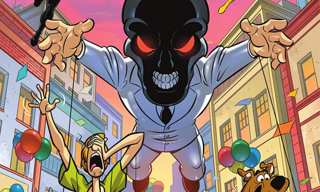 The Batman Scooby-Doo Mysteries #4