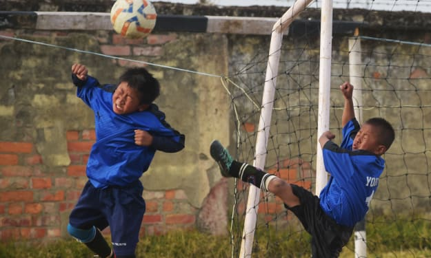 Missing Football? These Baby League Photos and Stories will Definitely Cheer you Up!