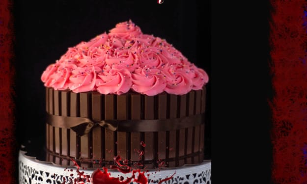 Deadly Birthday Cake