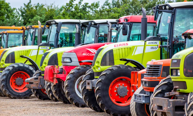 Top 3 Tractor Brands in India - Models, Features and Price