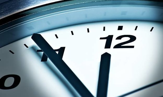 5 minutes a day can make a significant difference in your life.