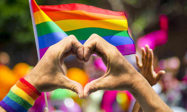 What does LGBTQ+ means?