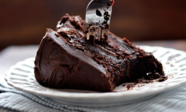 Life is like a Chocolate Cake