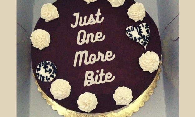 Let Him Not Eat Cake