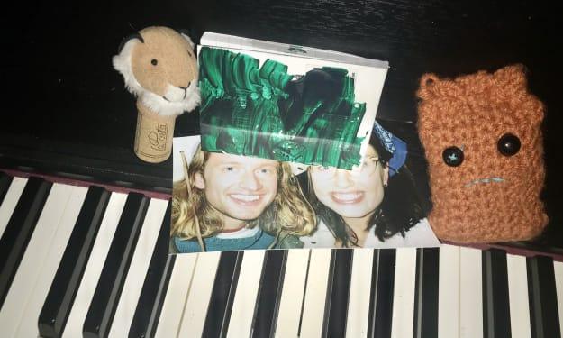 Before Joyful Pianos