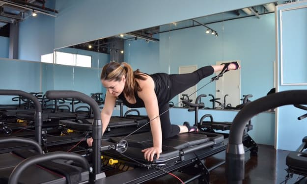 Cadillac Reformer - Modern Convenience for Modern Fitness
