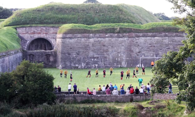 Football fortresses: The Stanks