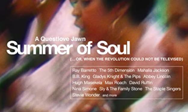 Review of Summer of Soul