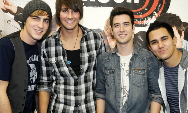 The BEST 10 Big Time Rush songs