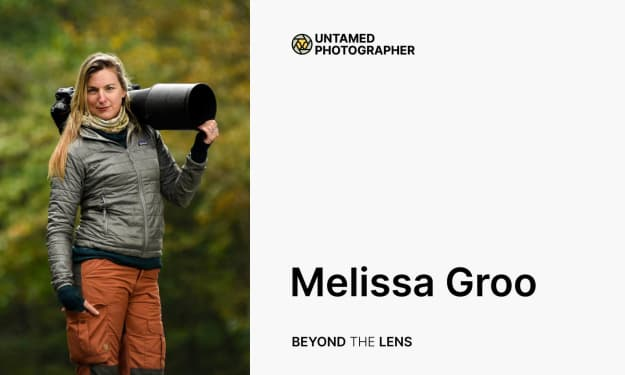 Beyond The Lens: Interview with Untamed Photographer's Melissa Groo
